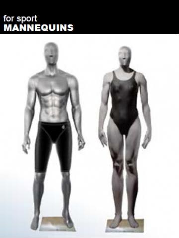 Man mannequins Man manequins