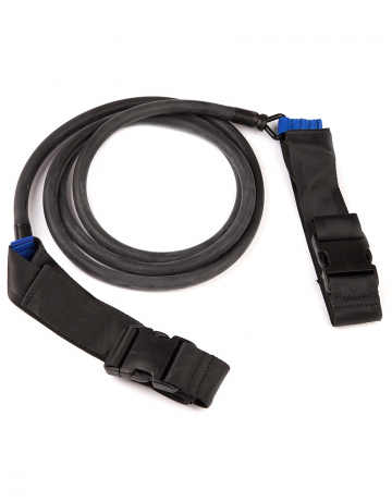 Latex rope Belt Trainer two side latex