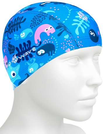 Junior textile cap Lycra SEA LIFE