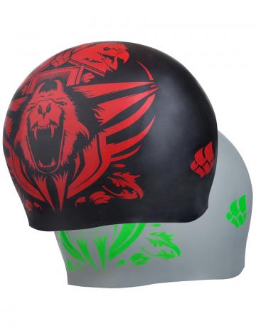 Silicone cap Reverse Tiger