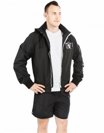 Man sports jacket STP WIND BREAKER