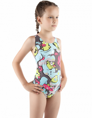 Girls swimsuit WORMITY