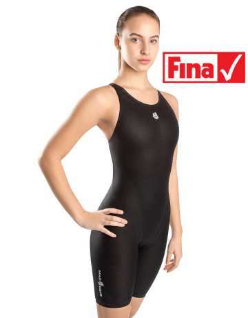 Women racing open back swimsuit LIQUID WOMEN
