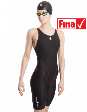 Women racing open back swimsuit SKIN EXT