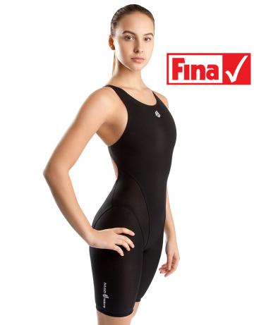 Women racing open back swimsuit BODYSHELL