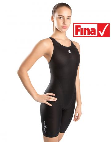 Women racing open back swimsuit LIQUID WOMEN