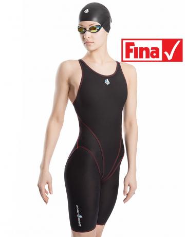 Women racing open back swimsuit SKIN EXT