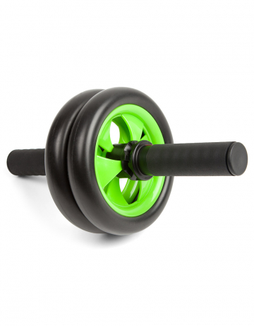 Roller Exercise wheel with stopper