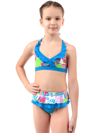 Beach swimming suit for children Daisy