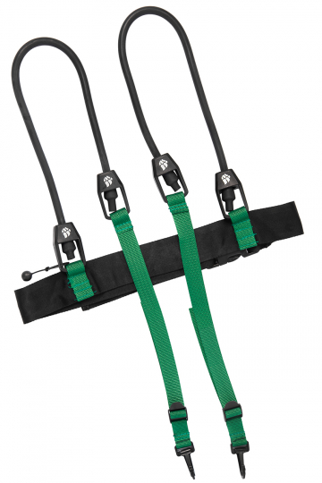 Latex rope Stationary trainer