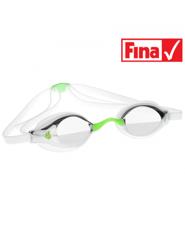 Racing goggles Record breaker Mirror