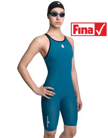 Women racing full back swimsuit Forceshell Women full back