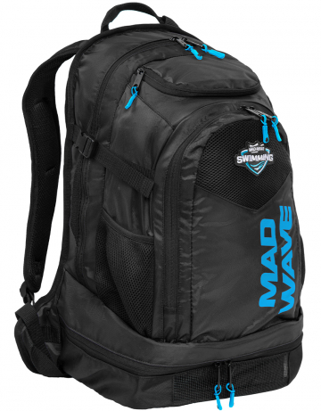 Custom Info on Back Swimming Luggage /& Bag Tag LARGE Floral Swim