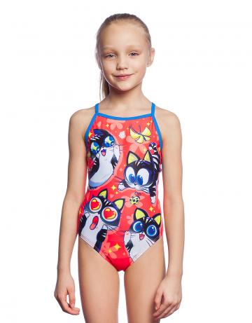 Girls swimsuit FLUFFY