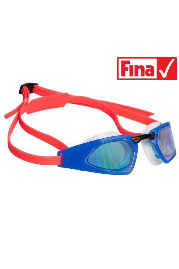Racing goggles X-BLADE Rainbow