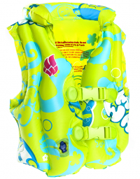 Inflatable vest Swimvest Mad Bubbles