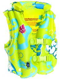 Inflatable vest Swimvest Mad Bubbles