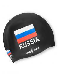 Silicone cap Print Russian Team