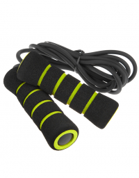 Skipping rope with neoprene grips Skip Rope PVC