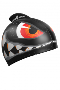 Junior silicone cap SHARK