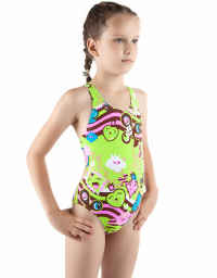 Girls swimsuit CARDS