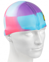 Junior silicone cap Multi Junior