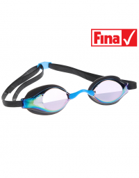 Racing goggles Record breaker Rainbow