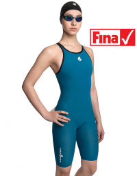 Women racing full back swimsuit Forceshell Women full back