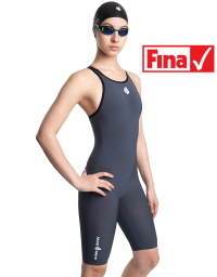 Women racing open back swimsuit Carbshell Women open back