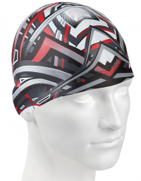 Silicone cap Stripes II