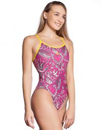 Women swimsuit antichlor PLUME