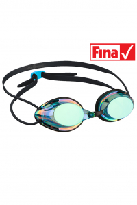 Racing goggles STREAMLINE Rainbow