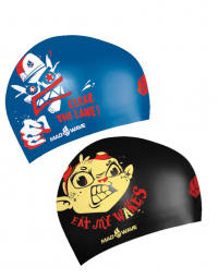Silicone cap CLEAR THE LANE reversible
