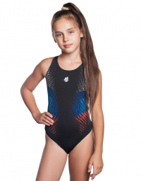 Junior swimsuit antichlor STARDUST