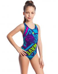 Junior swimsuit antichlor VIOLENT