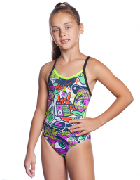 Junior swimsuit antichlor EASY