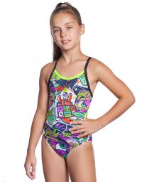 Junior swimsuit antichlor EASY