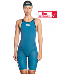 Women racing open back swimsuit Forceshell 2017 Women open back Racing Suit