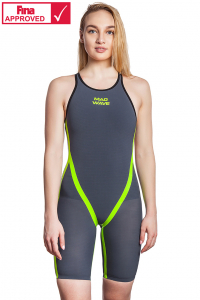 Women racing open back swimsuit Carbshell 2017 Women open back Racing Suit
