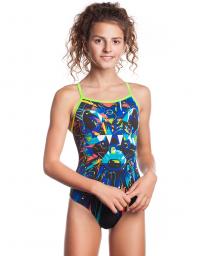 Junior swimsuit antichlor RACOON