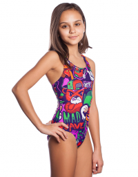 Junior swimsuit antichlor HIP-HOP