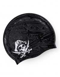 Junior silicone cap PIRATE