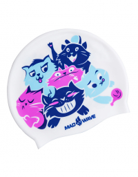 Junior silicone cap CATS