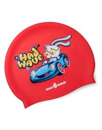 Junior silicone cap BUNNY