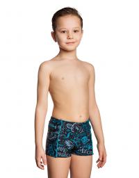 Junior swimshorts TRAIN