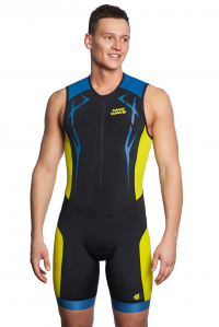 Men Competition Tri-Suit RIVAL