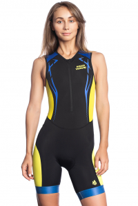 Women Competition Tri-Suit RIVAL