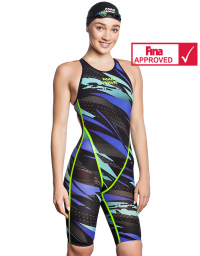 Women racing open back swimsuit Forceshell X 2018 Women