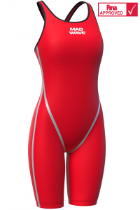 Women racing open back swimsuit Forceshell   2018 Women open back