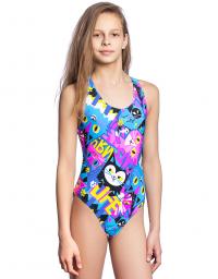 Junior swimsuit KITTEN